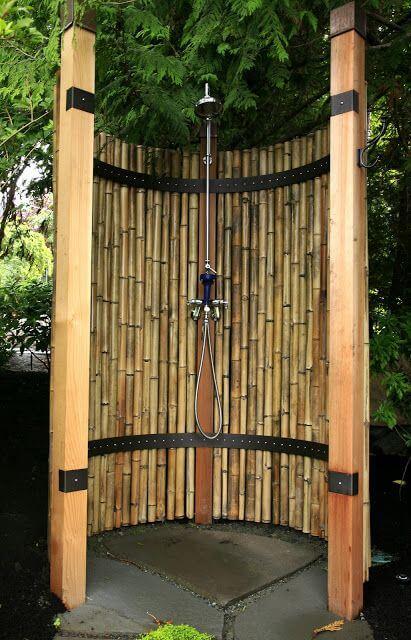 douche-bambou