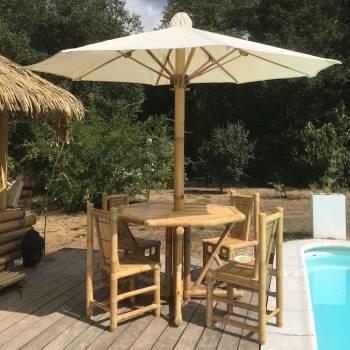 mobilier-en-bambou
