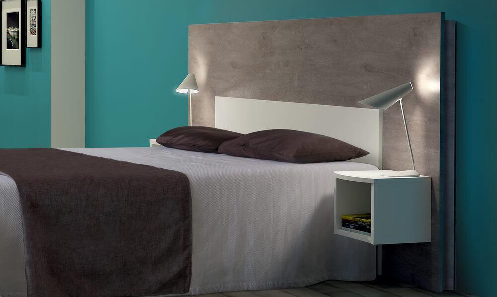 tête-de-lit-en-béton-ciré