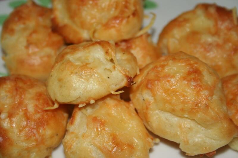 gougère-au-fromage