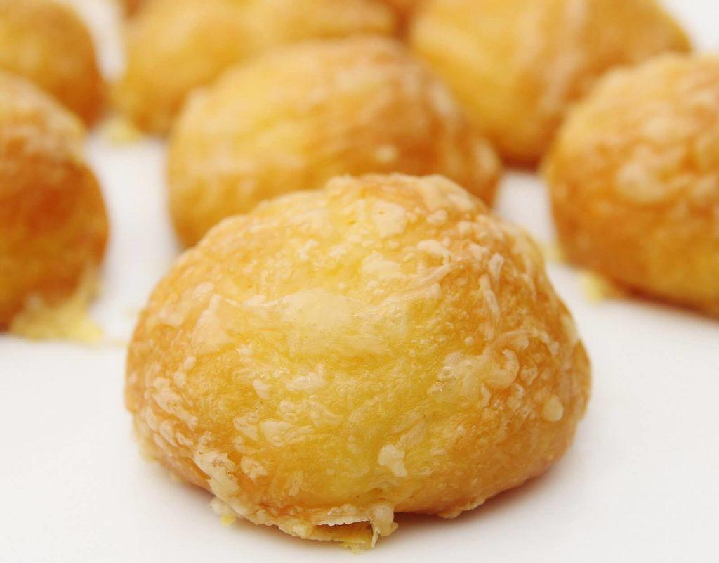 gougères-au-fromage